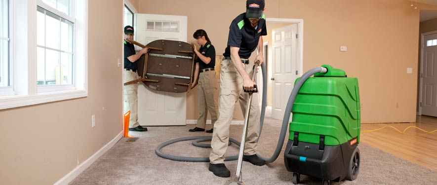 Wickenburg, AZ residential restoration cleaning